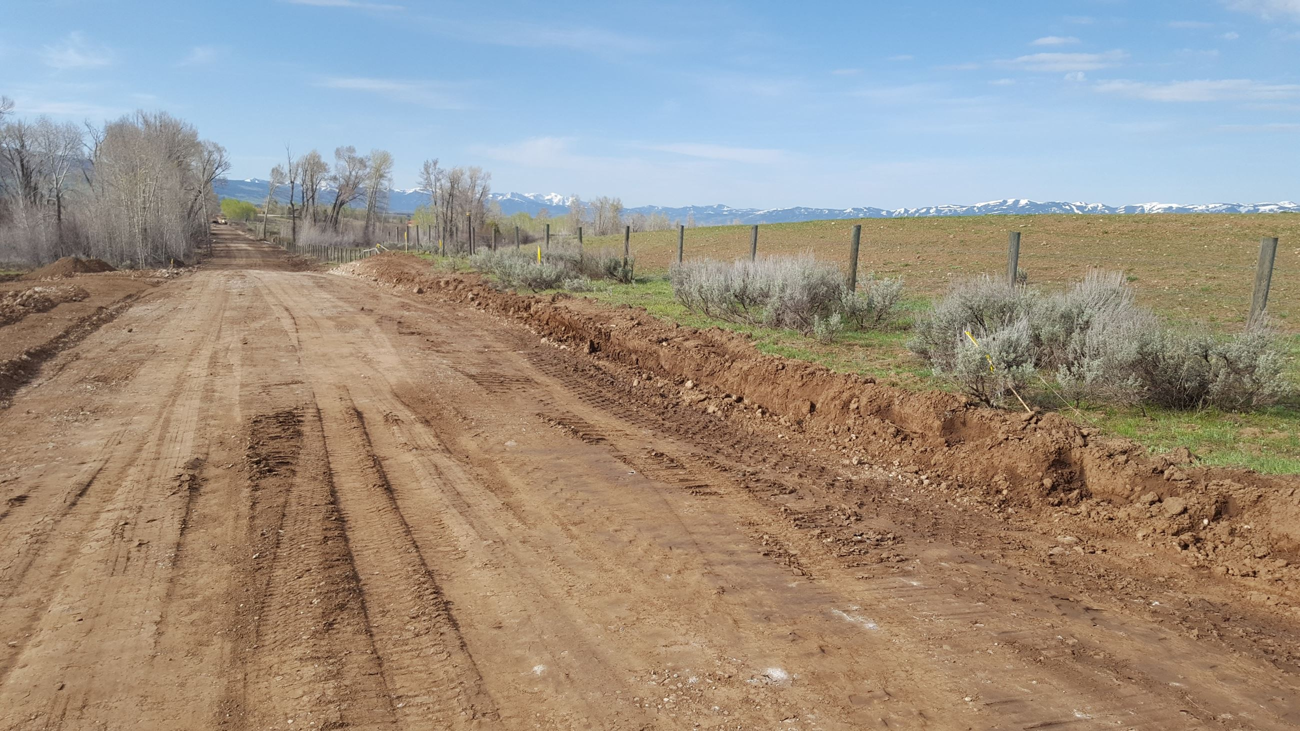 Stateline Road Project