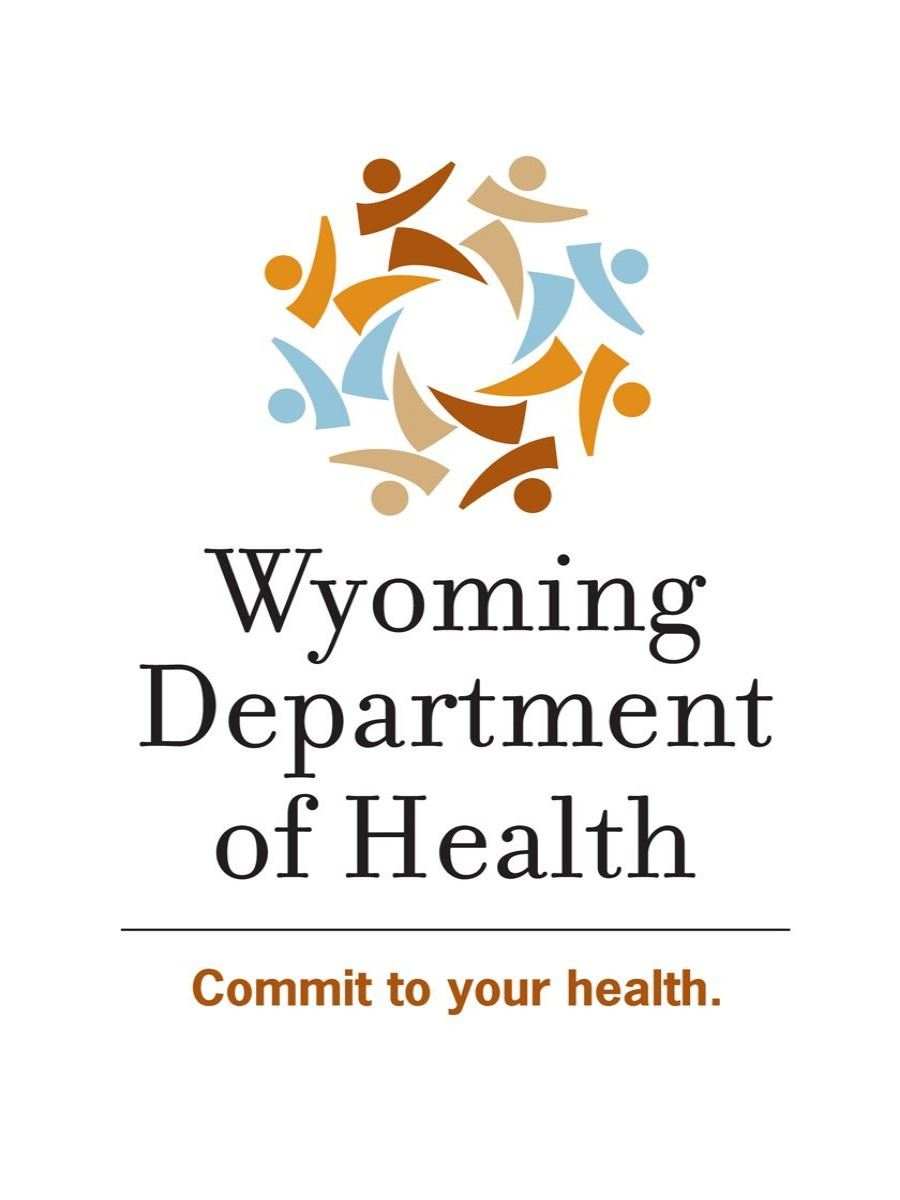 Wyoming Department of Health logo (JPEG)
